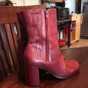 Harley Davidson ladies fashion/riding boots
